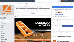 Arcimego Redes Sociales